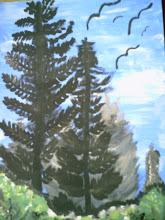 Os pinheiros
