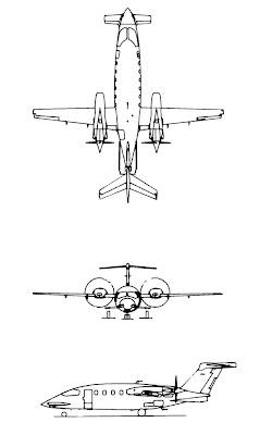 nhungdoicanh: Piaggio P-180 Avanti
