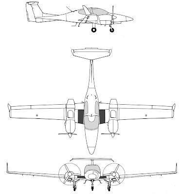 nhungdoicanh: Diamond DA-42 Twin Star