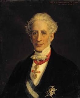 Francisco Martínez de la Rosa (Granada, 10 de marzo de 1787 - Madrid, 7 de febrero de 1862)