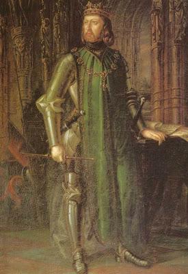 Juan I de Trastámara. Alcázar de Segovia