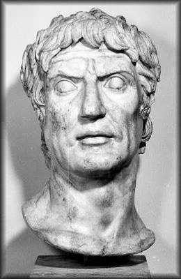 Busto de Lucio Cornelio Sila