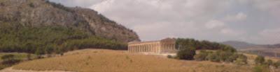 Templo pro helénico de Segesta, s.V a.C.
