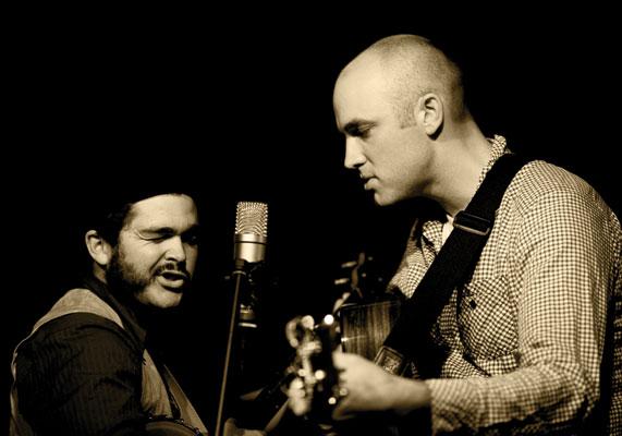 Cahalen Morrison and Eli West