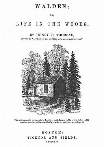 Camberwell Illustration 1: Walden