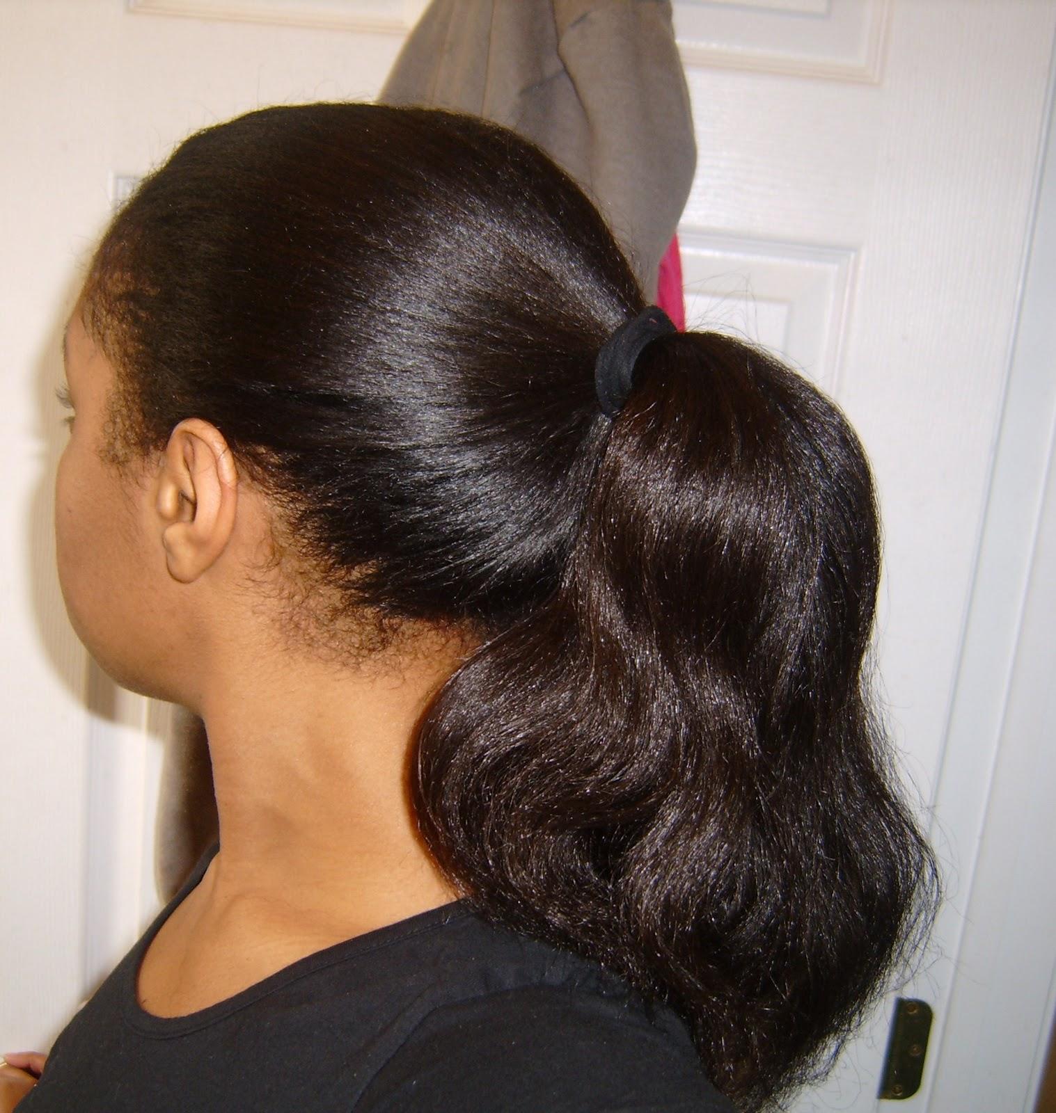 Tree Braids Long Natural Hair