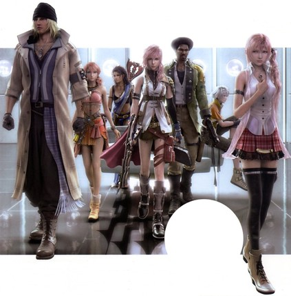 Walkthrough FF XIII Lightning Returns