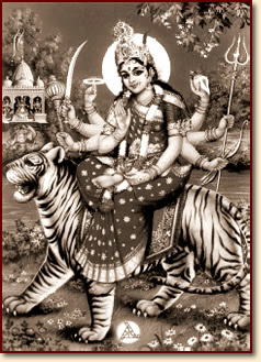 mother goddess durga