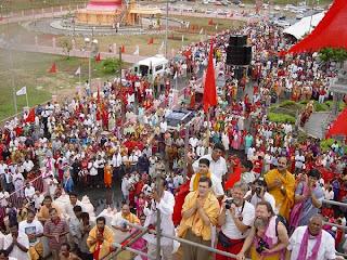 hanuman devotees