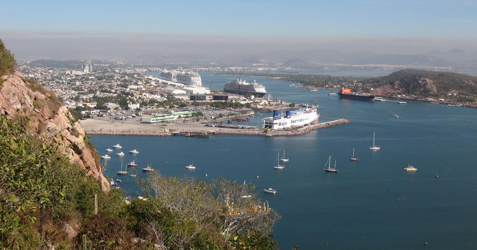 Image result for mazatlan harbour images