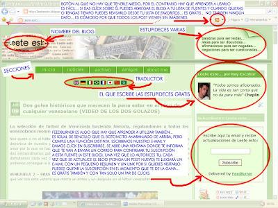 Las herramientas de un blog, FeedBurner