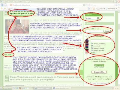 leer más, archivo, buscar, diccionario, enlazar blog