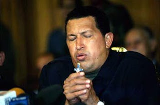 "Chávez suspendió ""Aló Presidente"""