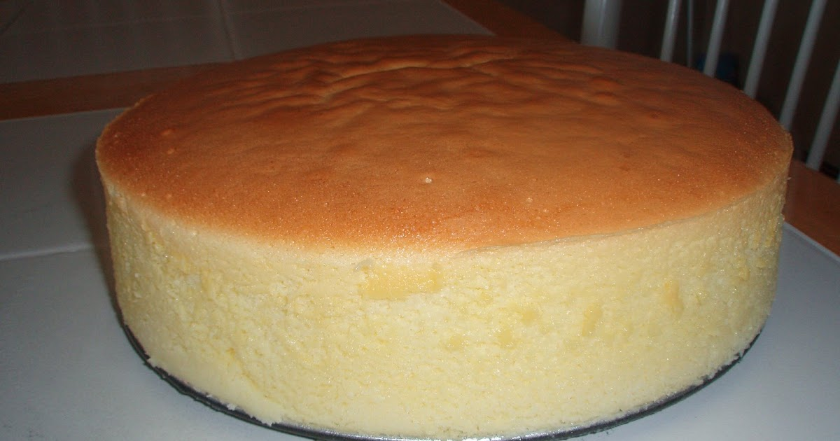 Japanese Cheesecake Recipe: The Busiest Mom With 3 Boys !!!: COTTON