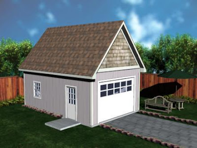 The Southern Designer Add A Garage