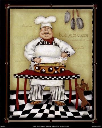 El caldero de la paca mi libro de recetas empanada for Cuadros para cocina vintage