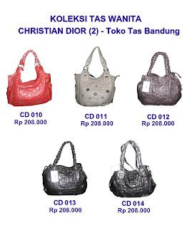 Koleksi Tas Wanita CHRISTIAN DIOR (2). Koleksi Tas Wanita Toko Tas Bandung  ... 02afcadd6c