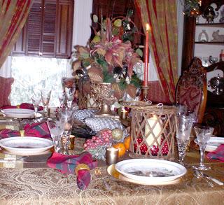 A Romantic Life The Victorian Gourmet Tablescape Thursday