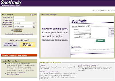 Scottrade option trading requirements