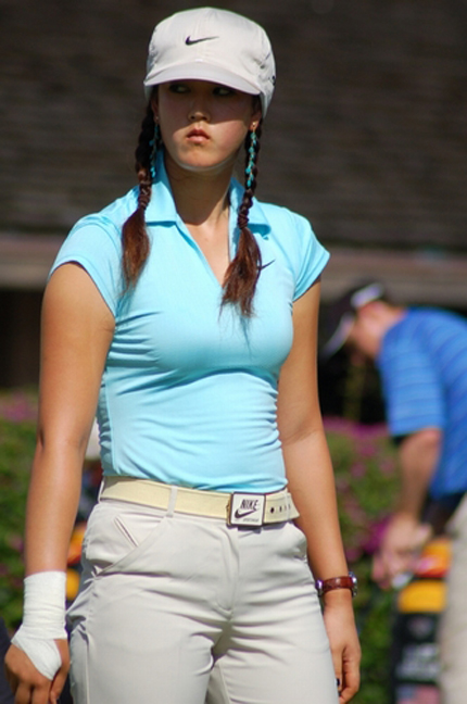 Sexy pics of michelle wie