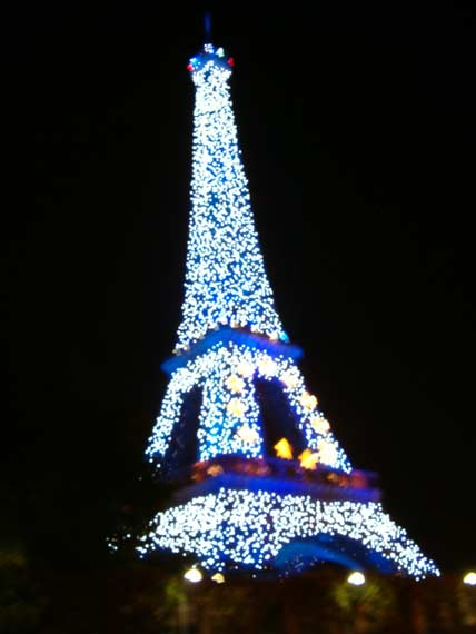 Fotos da Torre Eiffel