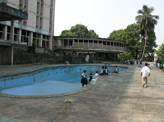 Remains of Ducor Intercontinental, Monrovia
