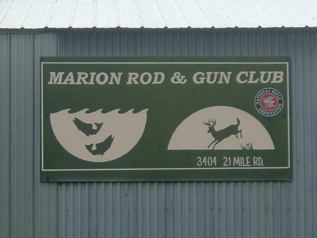 Marion Rod & Gun Club