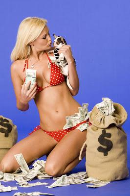 megan  i love money