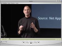 Schermata di QuickTime