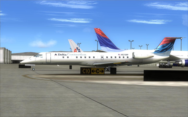Fs2004 Wilco Feelthere Embraer Erj 145 - neonstaff