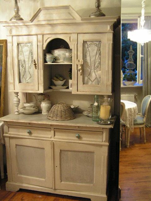 Fauna decorativa muebles restaurados para la cocina for Cocinas shabby chic