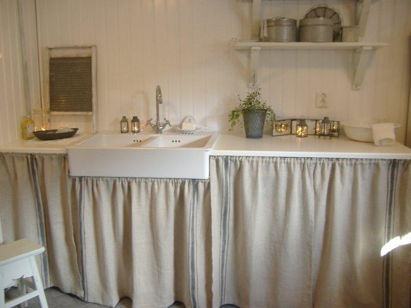 cortinas de bao vintageal uso de cortinillas para dar un toque rstico como en estas cortinas de bao vintage