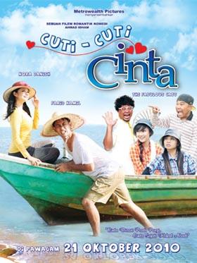 Review Filem : Cuti - Cuti Cinta