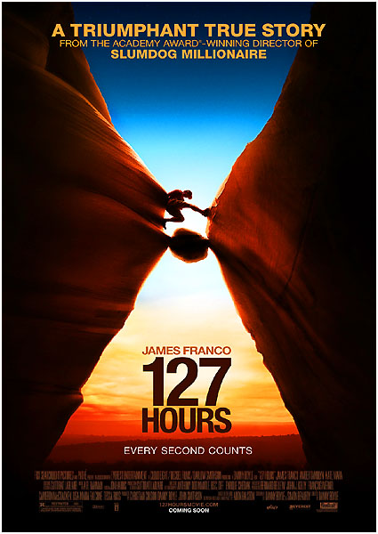 Review Film : 127 Hours