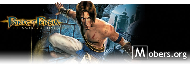 Prince of Persia - SERIES (by Gameloft) — Mobers ORG — Your