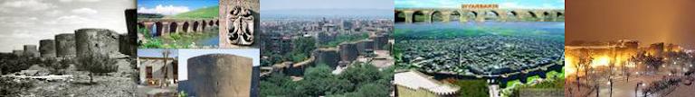 Diyarbakır Tarihi,Tarihi Güzellikleri,Diyarbakır