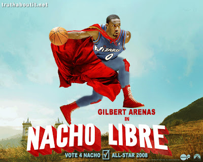 NACHO aka Gilbert Arenas 4 All-Star