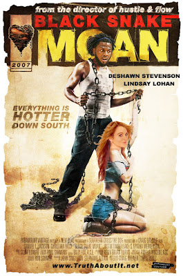 DeShawn Stevenson & Lindsay Lohan in Black Card Moan
