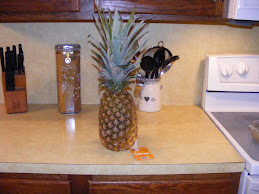Pineapple....I'm intimidated