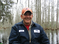 Frank Guide at Cypress Gardens