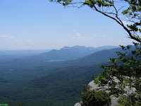 Caesars Head overlook photo