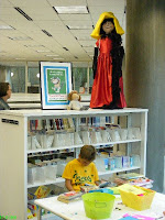 Kids have fun reading at RCPL downtown