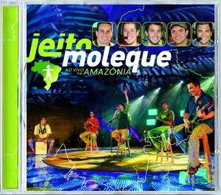 mais novo cd jeito moleque 2009