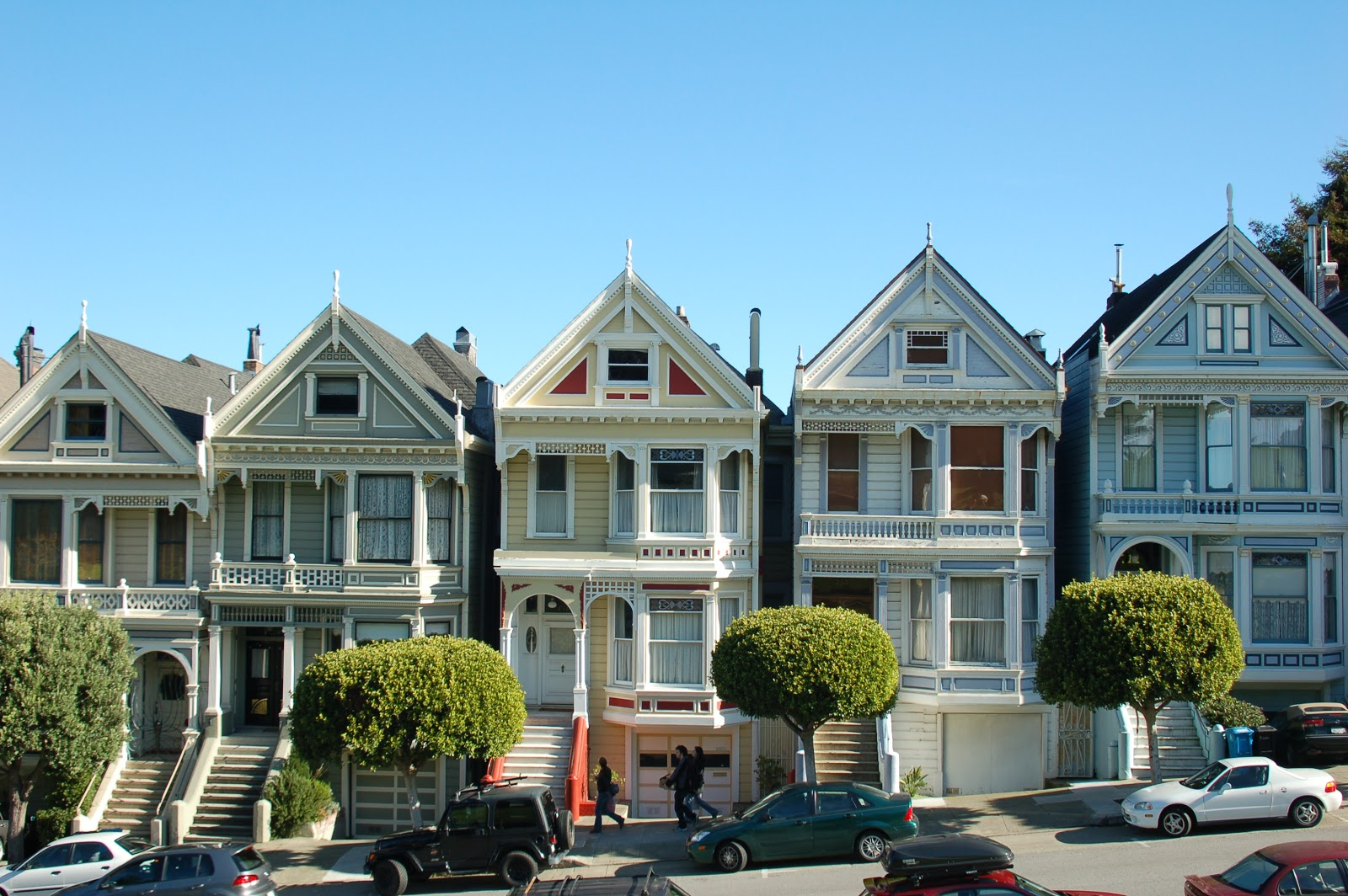 best of life seen all week painted ladies chinatown and sightseeing in san francisco. Black Bedroom Furniture Sets. Home Design Ideas