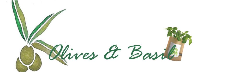 Olives & Basil