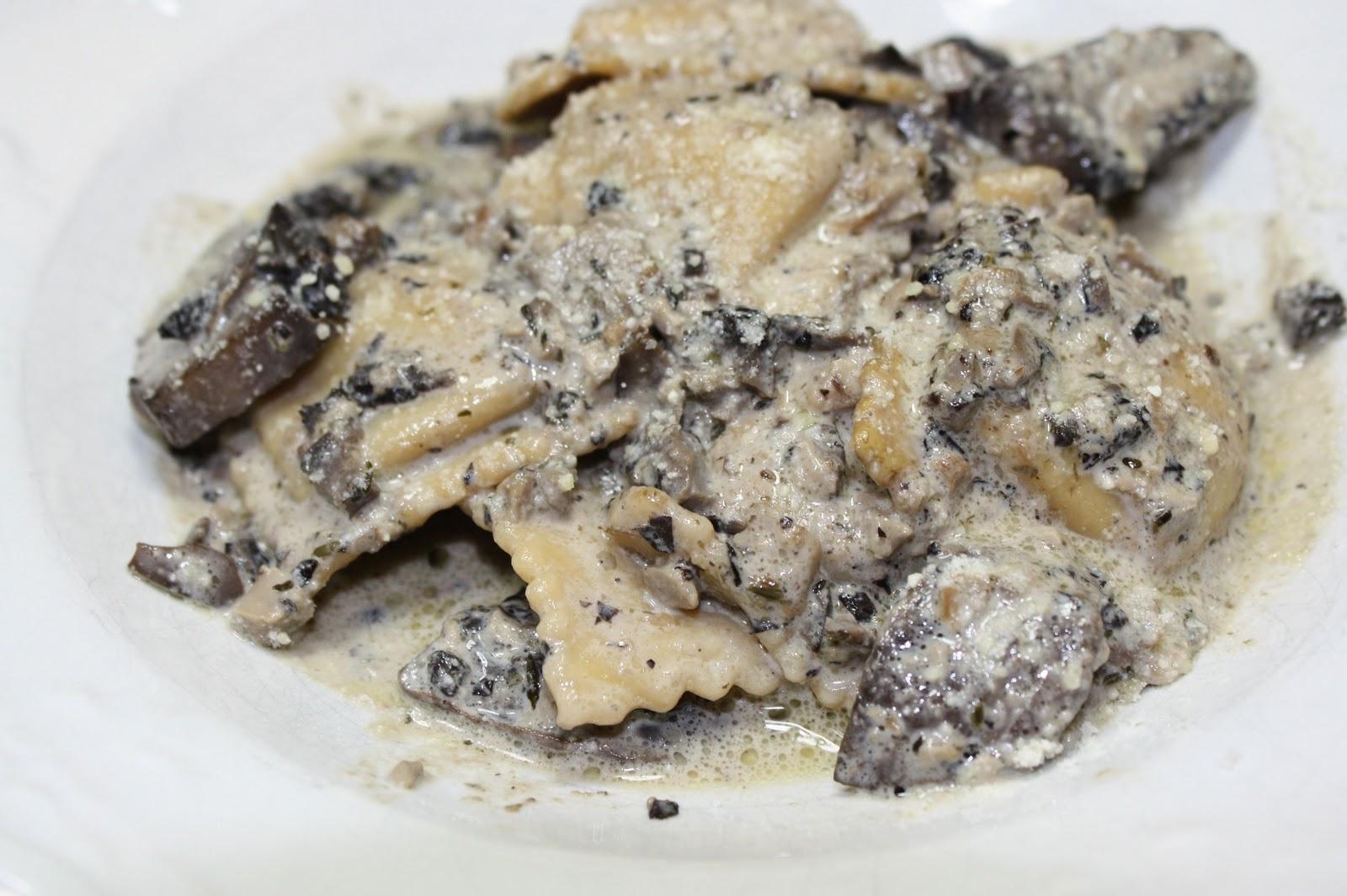 how to make a good mushroom sauce
