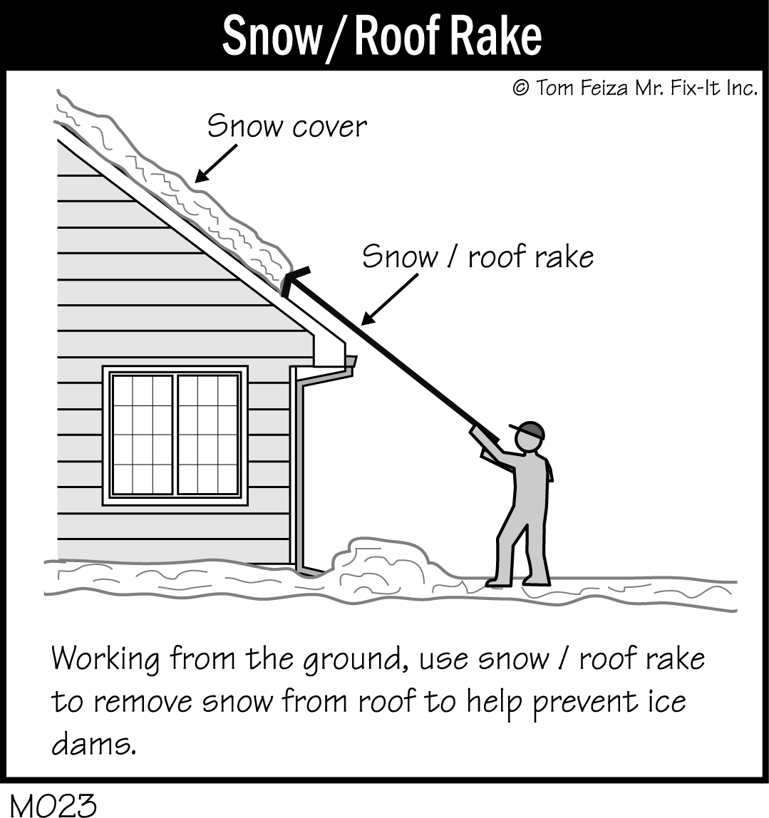 What Home Inspectors Know That You Should Too Ice Dams