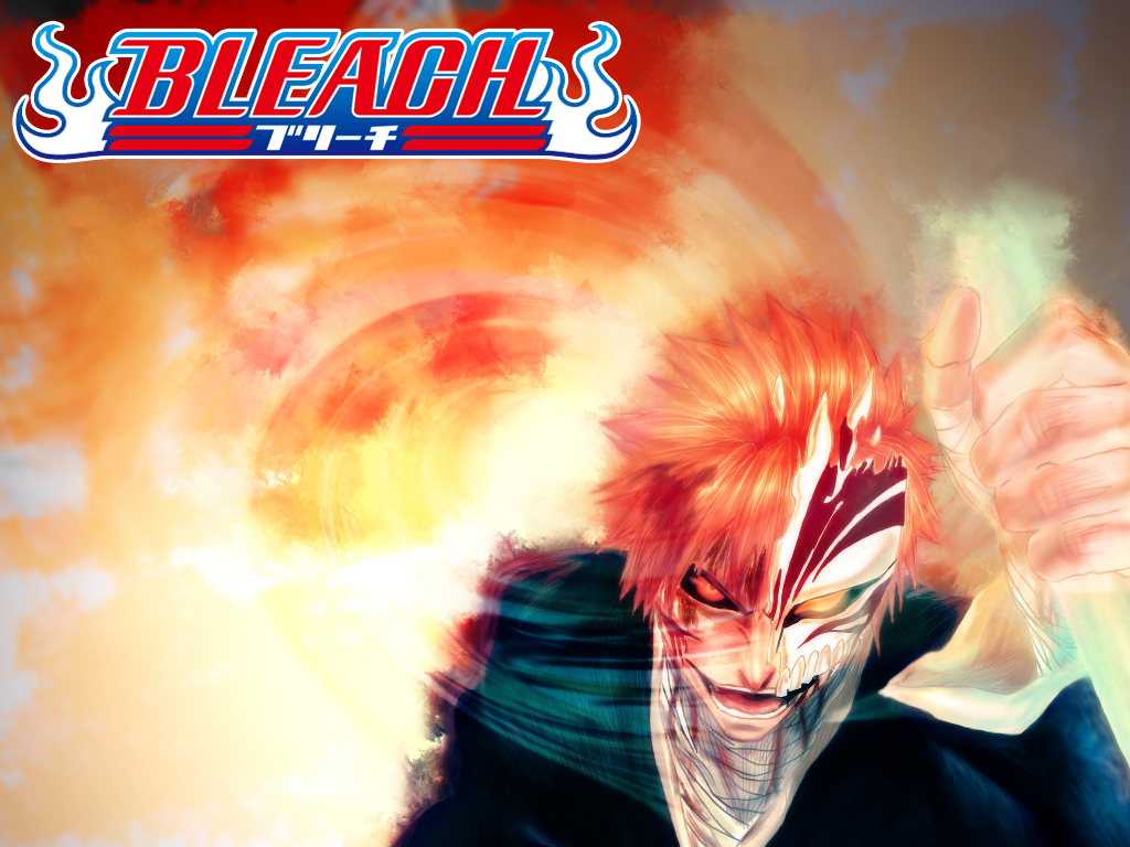 Bleach HD & Widescreen Wallpaper 0.583014850065995
