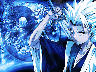 Hitsugaya Toushiro bleach wallpaper