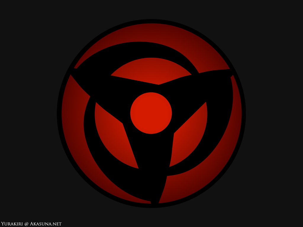My Wallpaper Design (By Shear): 3 Mangekyou Sharingan ...Izuna Uchiha Mangekyou Sharingan